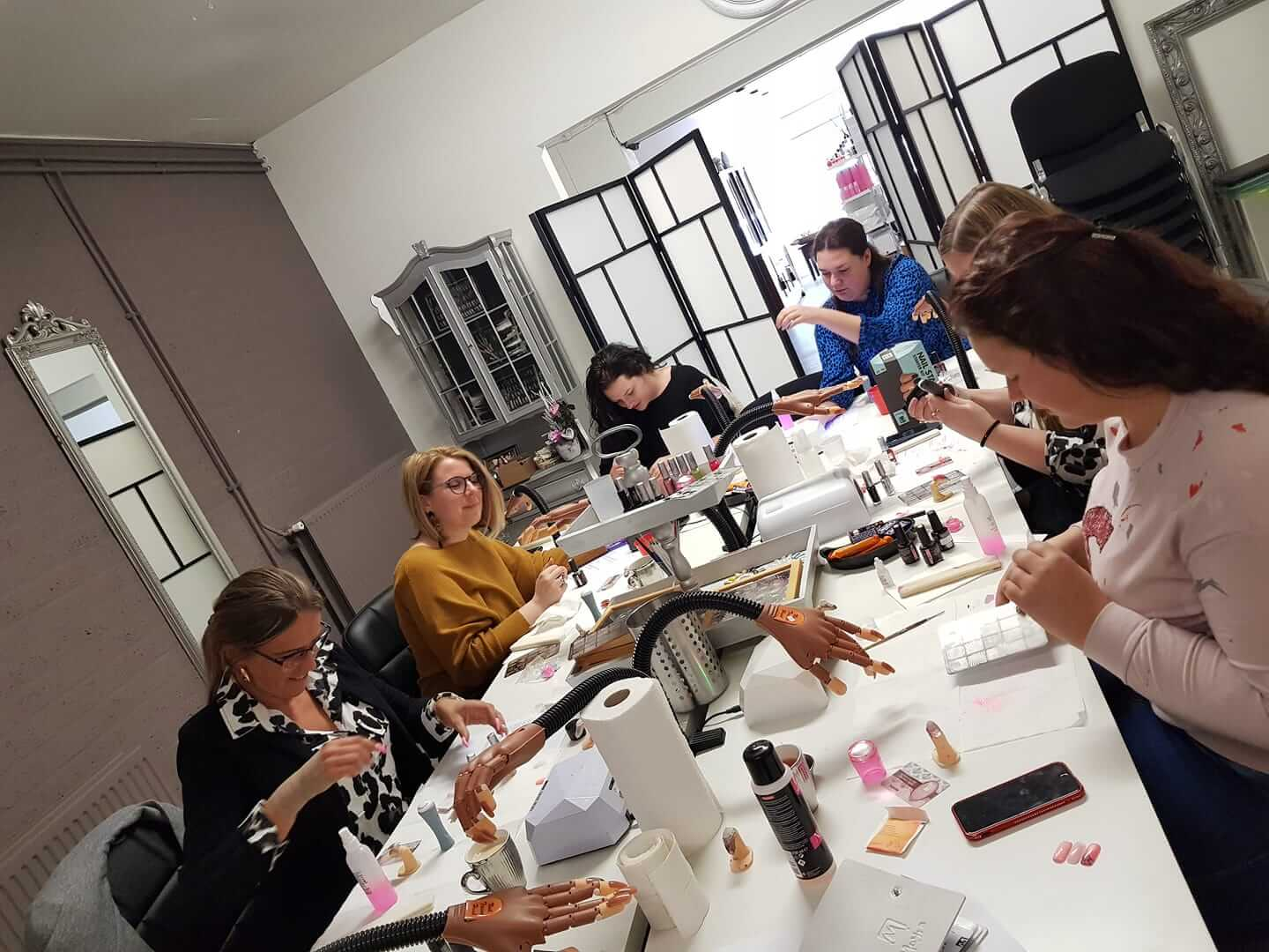 Workshop Nail Art voor beginners