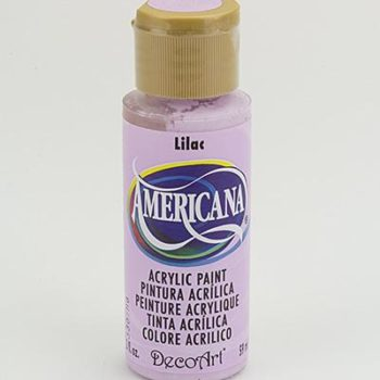 Nailart verf Americana, lila, Lilac