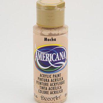 Nailart verf Americana, roze, mocha