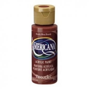 Nailart verf Americana, rood