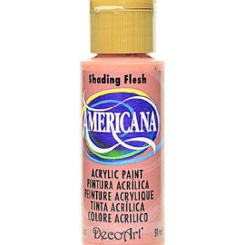 Nailart verf Americana, roze, shading flesh