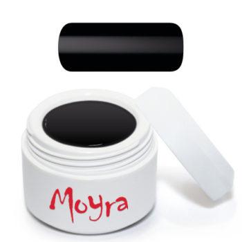 Moyra Artistic gel, zwart, 2