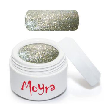 Moyra Artistic gel, zilver, 4