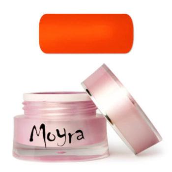 Moyra Nailart gel, oranje, vivid orange