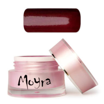 Moyra Nailart gel, rood, cosmopolitan