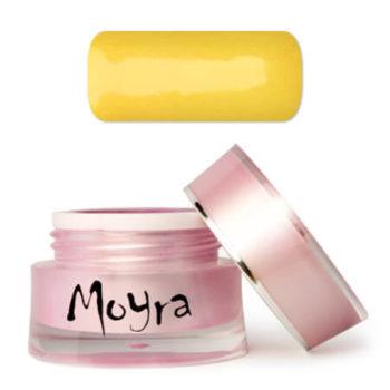 Moyra Nailart gel, geel, sunshine