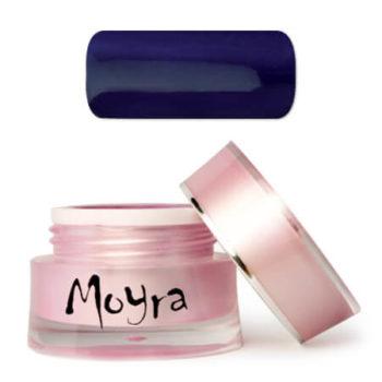 Moyra Nailart gel, blauw, far away