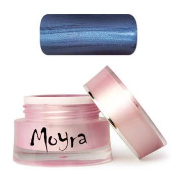 Moyra Nailart gel, blauw, calm