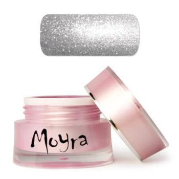 Moyra Nailart gel, glitter, blade