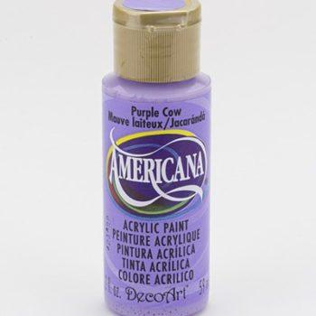 Nailart verf Americana, paars, purple cow