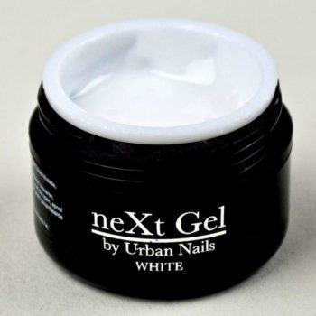 Urban Nails Next Gel wit, 15ml