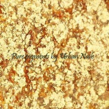 Pigment 5 grof goud
