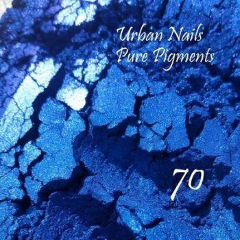 Pigment 70 metalic blauw