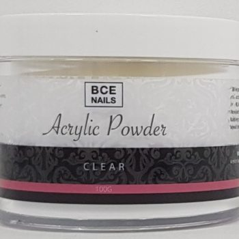 BCE Acrylic Powder Clear 100gr