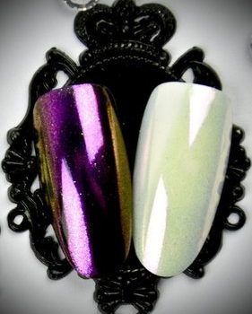 Roze Parelmoer Urban Nails