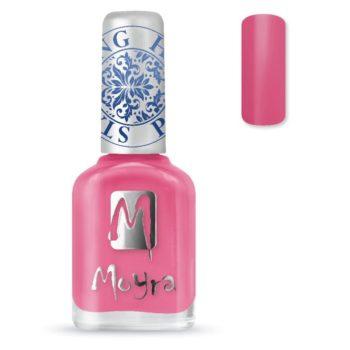 Stamping Nail Polish sp01 pink