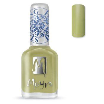Stamping Nail Polish sp15 light green