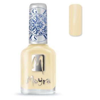 Stamping Nail Polish sp17 vanilla