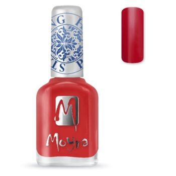 Stamping Nail Polish sp02 red