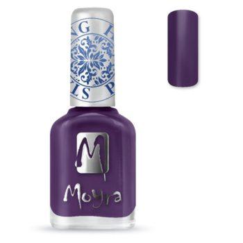 Stamping Nail Polish sp04 purple