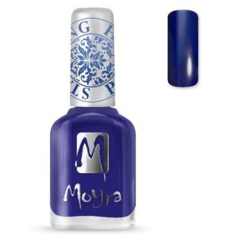 Stamping Nail Polish sp05 blue