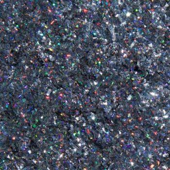 Urban Nails - Shattered Glass  05 zwart multi Glitters