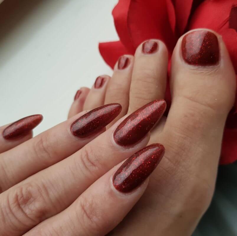 Gellak nagel Nailart4all